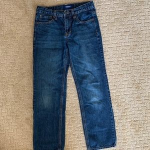 Boys Old Navy straight jeans